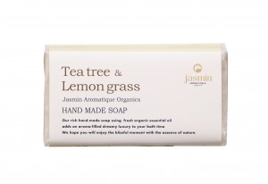 Tea tree&Lemon grass-soap